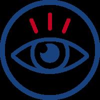 Augenarztpraxis Nürnberg Dr. Weigel Kunst Warteraum