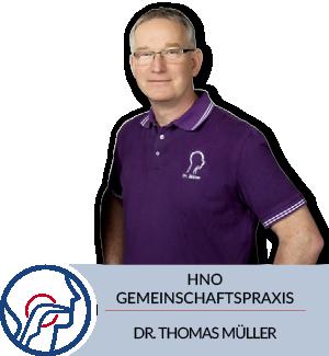 HNO Nürnberg Innenstadt Dr. Thomas Müller