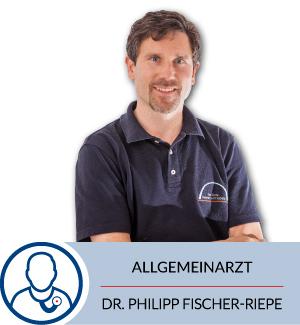 Allgemeinarzt Dr. Philipp Fischer-Riepe